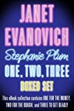 Three Complete Stephanie Plum Novels by Janet Evanovich