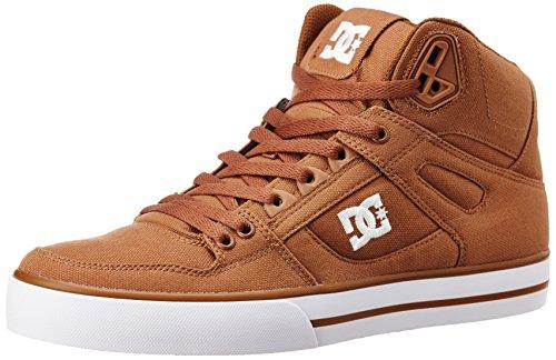 DC Shoes Uomo SPARTAN HIGH WC M SHOE JSR scarpe sportive marrone Size: 45
