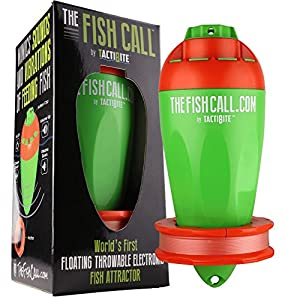 The Fish Call Electronic Fish Attractor by TactiBite, LLC