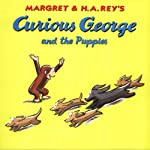 Curious George and the Puppies (Unabridged) | Margret Rey,H.A. Rey