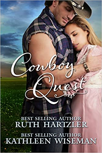 Cowboy Quest (Contemporary Christian Romance) (Western Creek Ranch, Book 2)