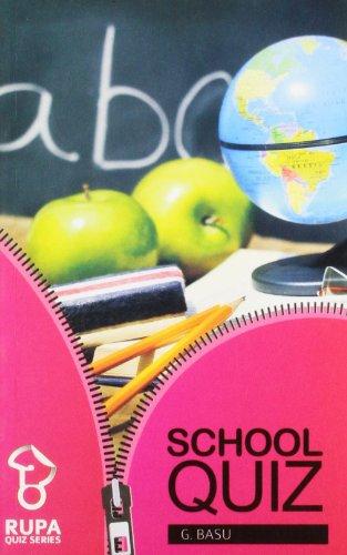 Rupa Book of School Quiz