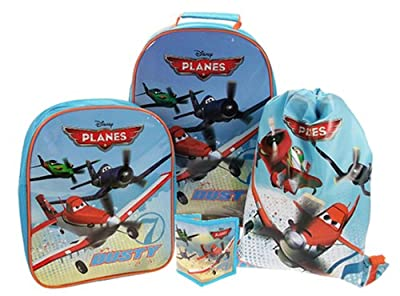 Disney Planes Luggage Set by Trade Mark Collections