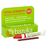 2 X Bazuka Extra Strength Treament Gel 6g