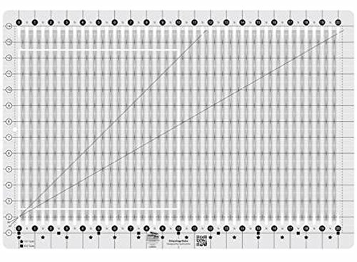 Creative Grids Stripology Ruler Quilt Ruler