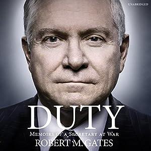 Duty Audiobook