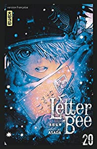 Letter Bee Edition simple Tome 20