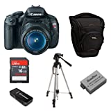 Canon-EOS-Rebel-T3i-DSLR-Camera-Kit-with-EF-S-18-55mm-f-3.5-5.6-IS-Lens-16GB-SD-Card-Holster-Case-Tripod-and-more