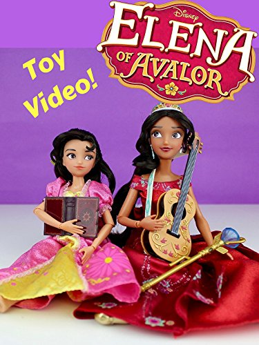ELENA OF AVALOR Singing Dolls FEATURE DOLL SET from DISNEY STORE w/ Isabel GUITAR + MORE!