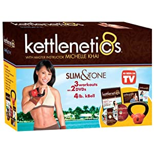 Kettlenetics Slim and Tone Kit