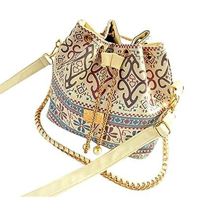 Contever® Mode Umhängetasche Handtaschen Schulter Beutel Tote Geldbeutel Messenger Hobo Cross Body Frauen - Druckmuster