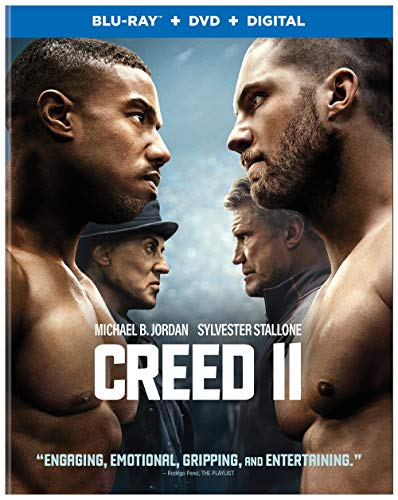 Blu-ray : Creed Ii (2 Discos)