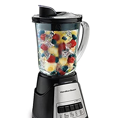 Hamilton Beach 58148 Power Elite Multi-Function Blender, Black from Hamilton Beach