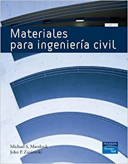 MATERIALES PARA INGENIERIA CIVIL (Spanish Edition): MICHAEL S. MAMLOUK