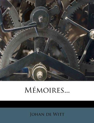 Mémoires...