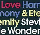 ラヴ、ハーモニー&エタニティ~グレイテスト50・オブ・スティーヴィー・ワンダー(初回限定価格盤)