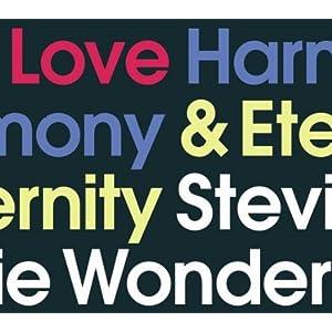 ラヴ、ハーモニー&エタニティ~グレイテスト50・オブ・スティーヴィー・ワンダー(初回限定価格盤) [Limited Edition, SHM-CD]