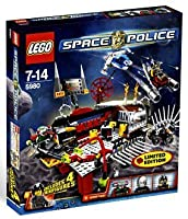LEGO Space Police Exclusive Limited Edition Set #5980 Squidman's Pitstop from LEGO