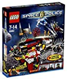 51tIBTRCwIL. SL160  LEGO Space Police Exclusive Limited Edition Set #5980 Squidmans Pitstop