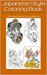 Japanese Style Coloring Book: 20 Prin...