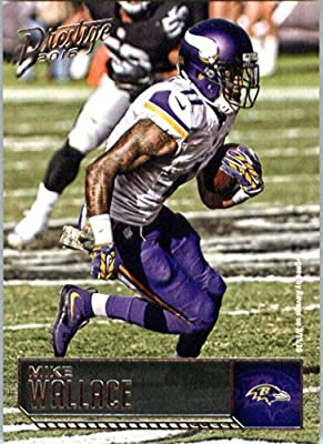 2016 Panini Prestige #113 Mike Wallace Baltimore Ravens Football Card-MINT