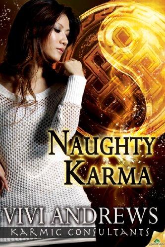 Naughty Karma (Karmic Consultants) by Vivi Andrews