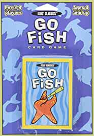 Buy go fish card game kids classics book online at low for Go fish game online