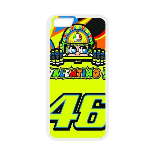 iPhone 6 4.7 Inch Phone Case Valentino Rossi VR46 Moto GP Logo 46 WE735650