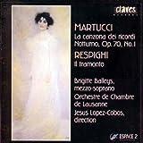 Martucci/Respighi;La Canozo