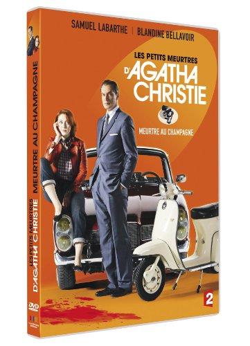 Les petits meurtres d'agatha christie : meurtre au champagne [Francia] [DVD]