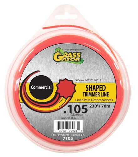 Grass Gator 7105 String Trimmer Line .105 x 230-Feet