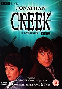 Jonathan Creek - Series 1 and 2 [4 DVDs] [UK Import]