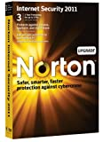 Norton Internet Security 2011, 3 Computers, 1 Year Subscription, Upgrade Version (PC)