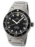 [アイダブリューシー] IWC 腕時計 GSTアクアタイマー IW353601(3536-001) TI ブラック OH済み [中古品] [並行輸入品]