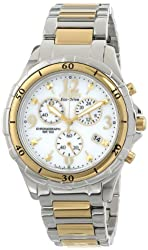 Citizen Women's FB1354-57A Two-Tone Stainless Steel Eco-Drive Watch