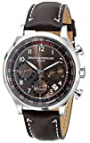 Baume Mercier Men's Capeland Automatic Chronograph Watch Brown A10002