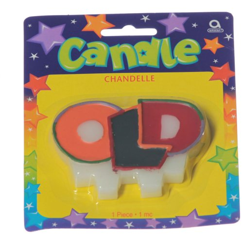 Old Candle - 1