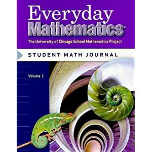 Everyday Mathematics, Grade 6: Student Math Journal, Vol. 1