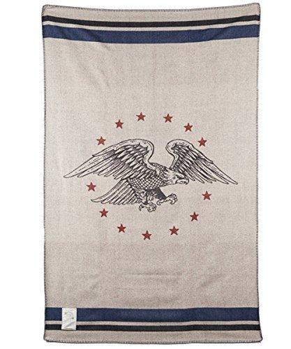 Americana Jacquard Blanket