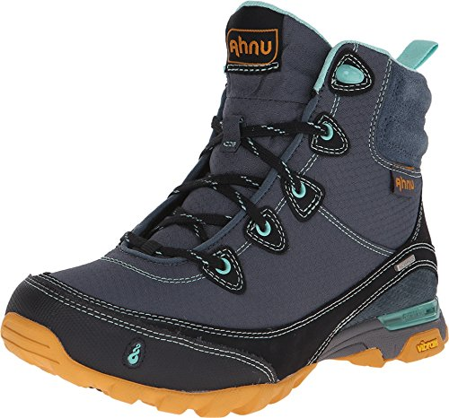 Ahnu Women's Sugarpine Boot WP Dark Slate 8.5 M