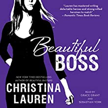 Beautiful Boss   Livre audio Auteur(s) : Christina Lauren Narrateur(s) : Grace Grant, Sebastian York