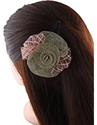 Anuradha Art Violet Colour Beautiful Stylish Black Colour Bobby Pin Hair Accessories Hair Clip For Women/Girls