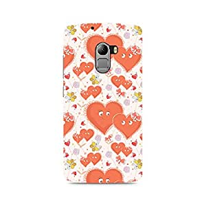Ebby Oops I did it Premium Printed Case For Lenovo K4 Note