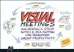 "Cover of ""Visual Meetings: How Graphics, ..."