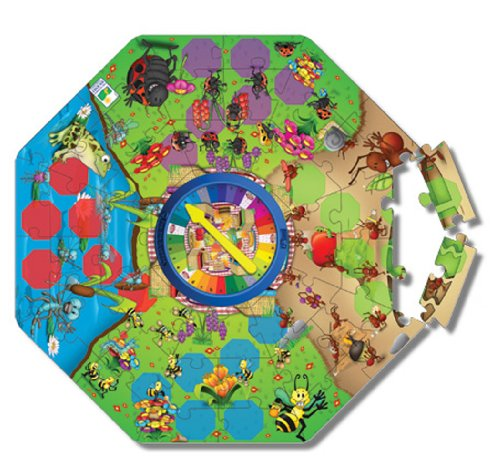 Cheap Fun The Learning Journey Explore & Learn Spelling Bugs Floor Puzzle (B001Y68IT4)