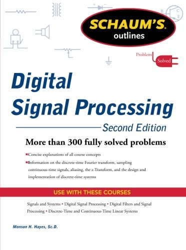 Schaums Outline of Digital Signal Processing, 2nd Edition (Schaum's Outlines) (Digital Processing compare prices)