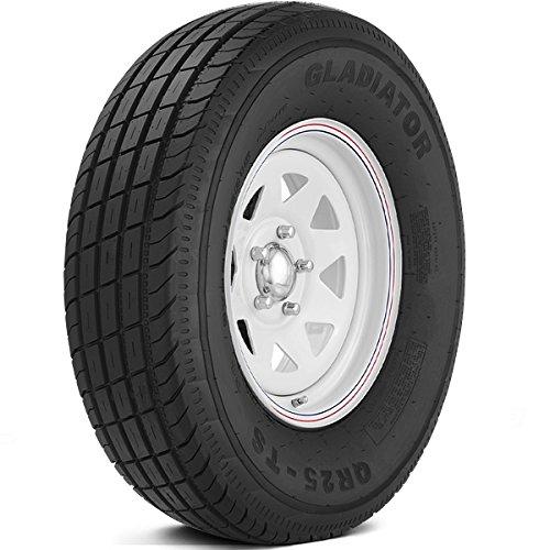 Gladiator 23585R16 ST 235/85R16 STEEL BELTED REINFORCED Trailer Truck Tire 14 Ply 14pr 16 Inch 16