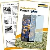 mumbi Panzerglasfolie Microsoft Lumia 950 Glasfolie Hartglas 9H