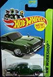 Hot Wheels 2014 Aston Martin 1963 DB5 (Green) HW WORKSHOP 200/250