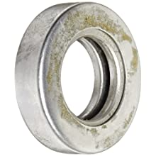 "Nice Thrust Bearing 616V Full Complement Of Balls, Case Hardened Carbon Steel, 1.2500"" Bore x 2.3438"" OD x 0.6250"" Width"